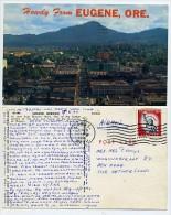 USA - Eugene - Used 1963 - Stamp - Eugene