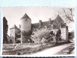 24 ,cazoules ,le Chateau Du Raysse  En 1954 - Sonstige Gemeinden