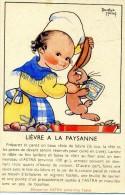 MALLET B - LIEVRE A LA PAYSANNE - Pub ASTRA - Mallet, B.