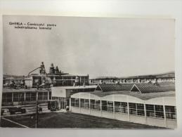 1963    Gherla Combinatul Pentru Industrializarea Lemnului - Romania