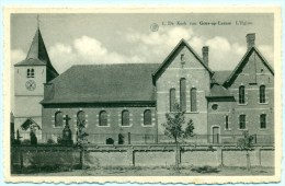 Gors-Opleeuw (Borglaan): De Kerk - Borgloon
