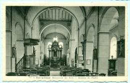 Gors-Opleeuw (Borglaan): Binnenzicht Der Kerk - Borgloon