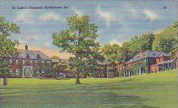 Pennsylvania Bethlehem St Lukes Hospital
