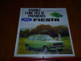 CB7 LC138 Publicit� Ford Fiesta concouts produits de nettoyage - 1976
