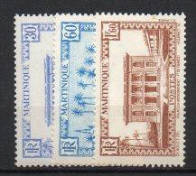 2/ Martinique  N° 176  178 183  Neuf  XX   , Cote  3,50€ , Disperse Trés Grosse Collection ! - Neufs