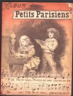 Album Des PETITS PARISIENS Pour PIANO - 30 Transcriptions Faciles - Scores & Partitions