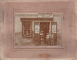 CDV Shop Store  Handel Eduard Rosner - Identified Persons
