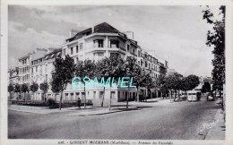56 - MORBIHAN - LORIENT MODERNE – Avenue Du Faouëdic. -  (voir Scan). - Lorient