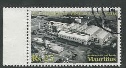 Mauritius, Yv 1133 Jaar 2011, Hoge Waarde, Gestempeld, Zie Scan - Maurice (1968-...)