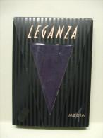 COLLANTS LEGANZA Media - Modèle 716 Romana : Violet - S / 8 1/2-9 / 36-38 - Neuf Dans Boîte D´origine - Bas