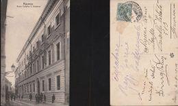 2429) PIACENZA BANCA CATTOLICA SANT S. ANTONIO VIAGGIATA 1914 INSOLITA