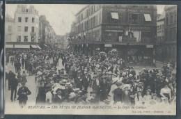 CPA 60 - Beauvais, Les Fêtes De Jeanne Hachette - Le Défilé Du Cortège - LL - Beauvais