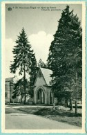 Gors-Opleeuw (Borglaan): De Parochiale Kapel - Borgloon