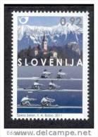 6.- SLOVENIA 2011. ROWERS. ROWING - Eslovenia