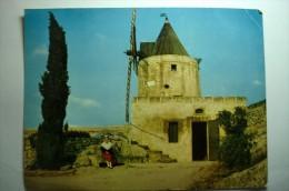 Fontvieille - Mireille Au Moulin De A. Daudet - Format : 200mm Sur 150mm - Fontvieille