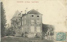 VONCOURT.  Le Château - Façade Latérale - Otros Municipios