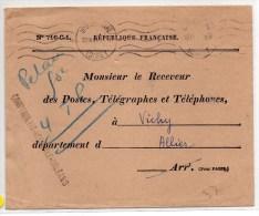 1943 - ENVELOPPE PTT D'ORLEANS (LOIRET) - France