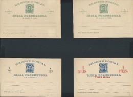 PORTUGAL - INDE PORTUGAISE - Lot De 11 Documents - A Voir - Lot N°10394 - Inde Portugaise