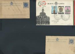 PORTUGAL - INDE PORTUGAISE - Lot De 3 Documents - A Voir - Lot N°10395 - Inde Portugaise