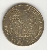 1,5 Euro D'Etrechy - 1996 - Cercle Numismatique De La Juine - Euros Of The Cities