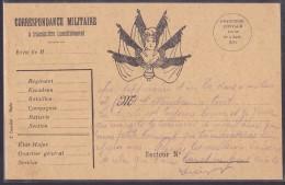 Guerre 1914 - 1918 - Lettre - Marcophilie (Lettres)