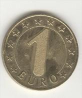 1 Euro Journée De L'Europe - 9 Mai 1997 - Euros Of The Cities