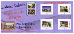 COLLECTOR GRANDVILLIERS EDITIONS DELATTRE - Collectors
