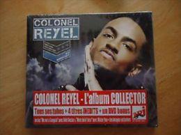COLONEL REYEL   CD  16 TITRES  + DVD  Bonus  NEUF SOUS CELLOPHANE - Rap & Hip Hop