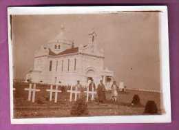 PHOTOGRAPHIE  - 62 - NOTRE DAME DE LORETTE / CHAPELLE DU SOUVENIR / 1928  - - Luoghi
