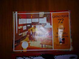 CB7 LC138 Catalogue Meubles Mobilier 1972 Kant En Klaar Borgerhout Bureaux Chambres Cuisines Etc  Meuble Scandina - Reclame