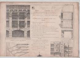 Architecture Civile Constructions Privées Suburbaines Pigeonnier Métairie Sari William Farge Poulailler Clapier - Architecture