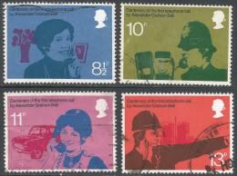 Great Britain. 1976 Telephone Centenary. Used Complete Set. SG 997-1000 - 1952-.... (Elizabeth II)