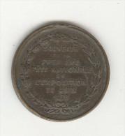 Pendentif Transformé En Jeton - Jeton Souvenir De La Première Fête Nationale De L´exposition 30 Juin 1878 - Unclassified
