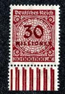 4385 Y -Empire  Michel # 320**  ( Cat. €.50 ) - Deutschland