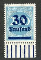 4386 Y -Empire  Michel # 284**  ( Cat. €.50 ) - Deutschland