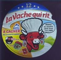 De 2015 - Etiquette LA VACHE QUI RIT - N° 76024955S - - Käse