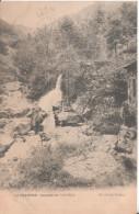 42  Le Chambon Cascade  De Valcherie - Le Chambon Feugerolles