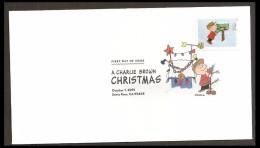 VERINIGTE STAATEN ETATS UNIS USA 2015 CHARLIE BROWN CHRISTMAS: CHECKING HIS MAILBOX F USED SC 5026 MI 5205 YT 4839 - 2011-...