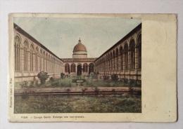 Pisa Campo Santo Lato Meridionale Del 1924 F.p. - Pisa