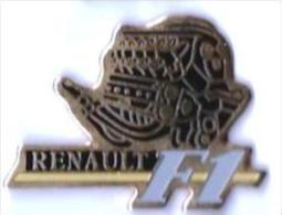 RENAULT - R7 - MOTEUR F1 - Verso : SM - Renault