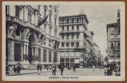 ITALY, TRIESTE PICTURE POSTCARD 1929 - Trieste