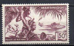 2/ Martinique PA N° 13 Neuf  XX  , Cote  8,00€ , Disperse Trés Grosse Collection ! - Airmail