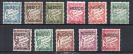 2/ Martinique Taxe N° 1 à 11 Neuf  XX  , Cote  145,00€ , Disperse Trés Grosse Collection ! - Martinique (1886-1947)