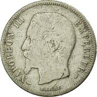 Monnaie, France, Napoleon III, Napoléon III, 50 Centimes, 1854, Paris, B - G. 50 Centesimi
