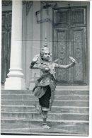 - 113 - Cambodge - Phom Penh, Danseuse Royale, Petit Format, Glacée, édit : Librairie Centrale, TTBE, Scans - Cambodge