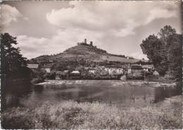 SAINT CERE   ( 46 ) Les Tours , Vues De La Piscine  ( Port Gratuit ) - Saint-Céré
