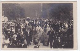 Romania - Sinaia - Funeralii regale - Foto Heumann & Daniel