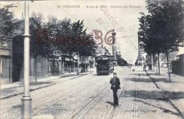 (31) Toulouse - Route De Paris - Colonne Des Minimes - Tram Tramway - 2 SCANS - Toulouse