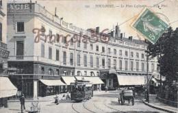(31) Toulouse - La Place Lafayette - Tram Tramway - 2 SCANS - Toulouse