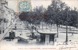 (31) Toulouse - Allées Lafayette - Kiosque - 2 SCANS - Toulouse